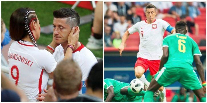 Poland lost 2-1