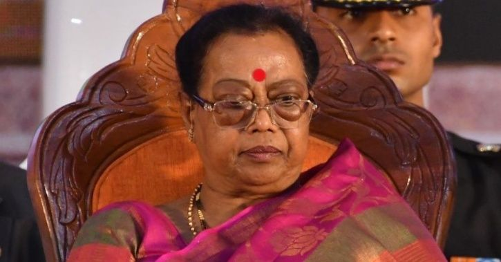 President Ram Nath Kovind Harassed, Wife Savita Kovind