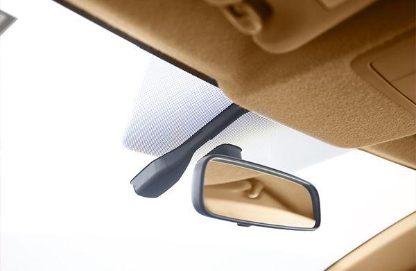 Rain sensing wipers | Toyota
