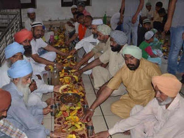 Ramzan iftar party