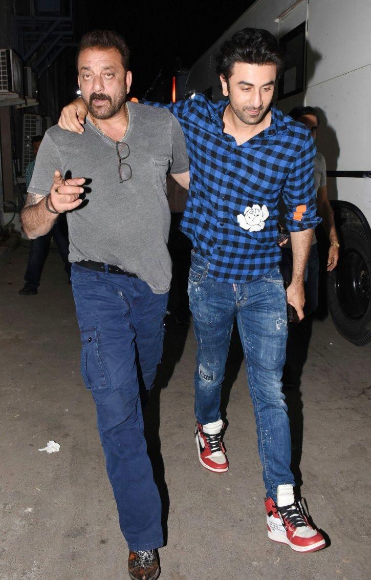 Ranbir and Sanjay2