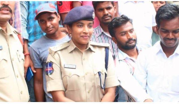 Rema Rajeshwari, IPS officer, fake news