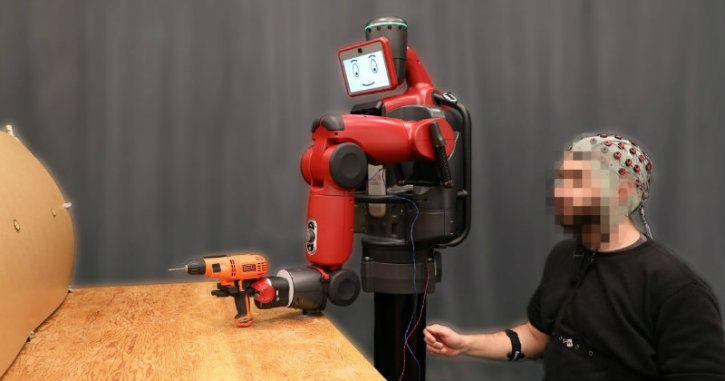 robot brain sensor cap mit