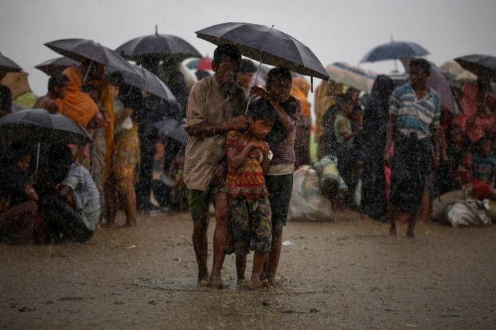 rohingya issue