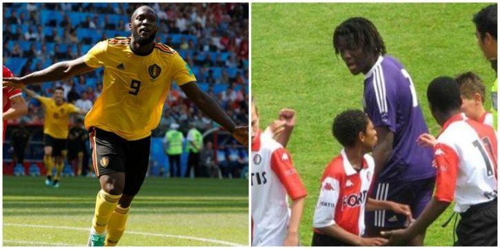 Romelu Lukaku is having a great FIFA World Cup