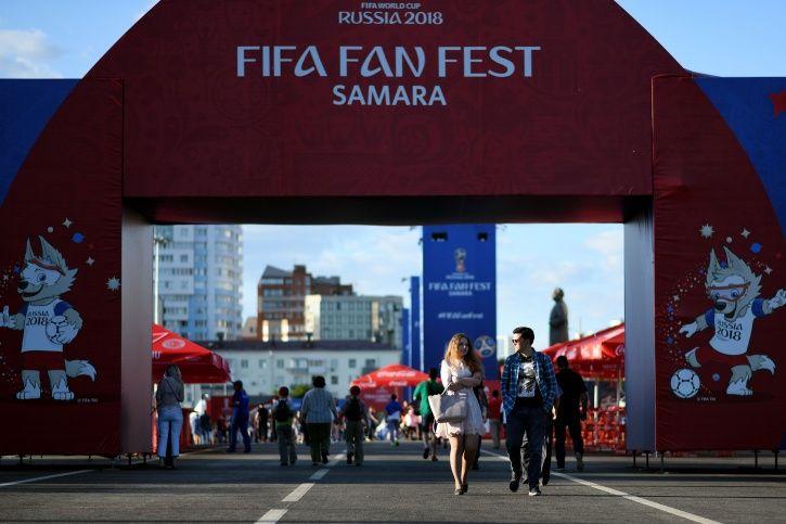 Russia FIFA WC