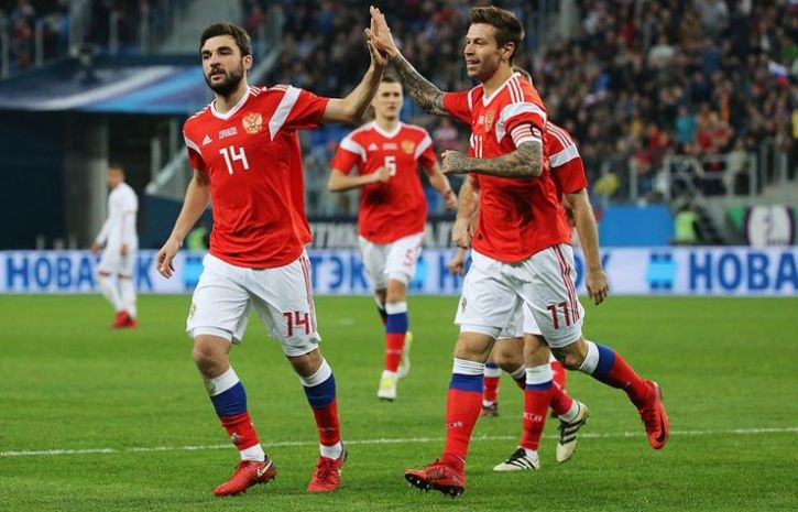 Russia FIFA world cup 2018