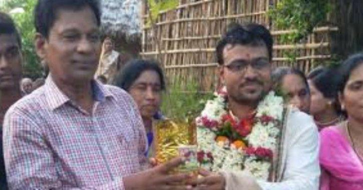 S saplings 1001 teacher refuse dowry