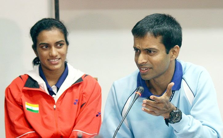 Saina Nehwal And PV Sindhu Do not Want To Train Together