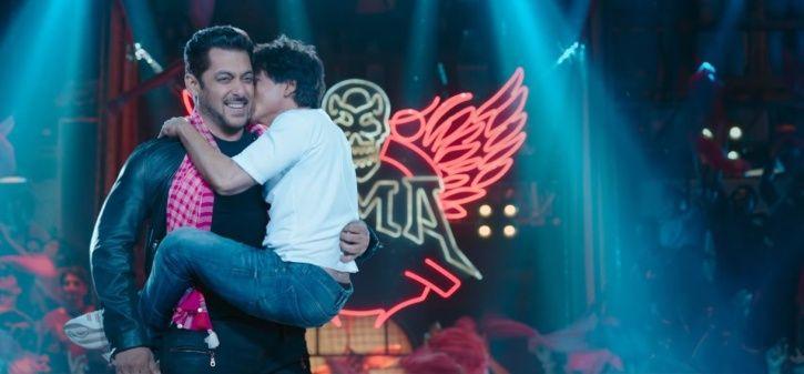 Salman Khan Enjoyed Shooting With Shah Rukh Khan, Says He's In 'Zero' Because He Is A Zero