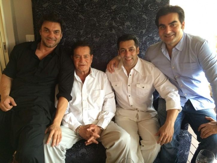 Salman Khan Gets Emotional As Father Salim Shares A Heartwarming Fathers Day Message For Him