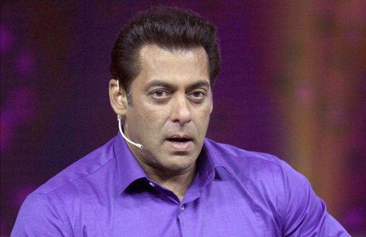 Salman Khan talks about working hard. He will next be seen in Race 3.