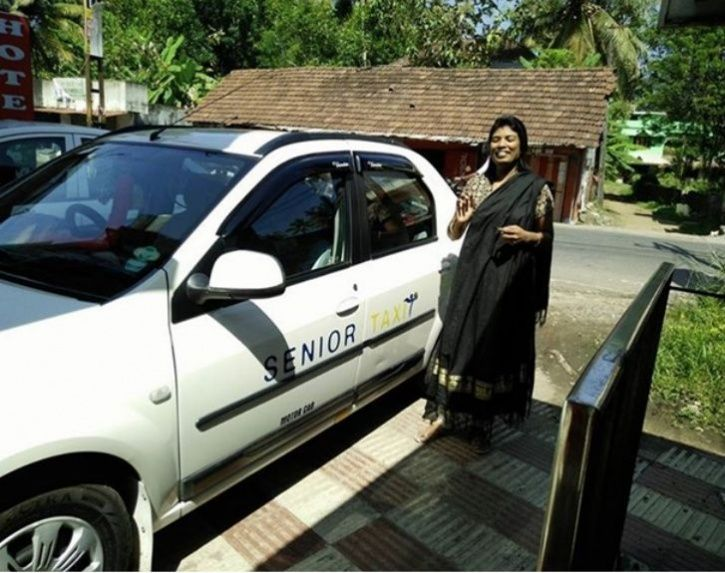 Senior Citizen Friendly Taxis In Kerala