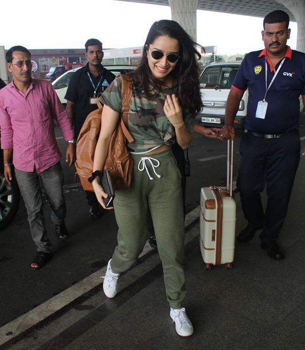 Shraddha Kapoor fashion capital