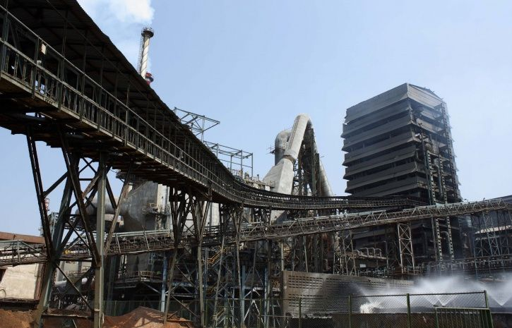 Sterlite Copper Smelting plant owned by Vedanta