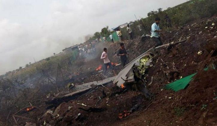 Sukhoi Jet Crashes