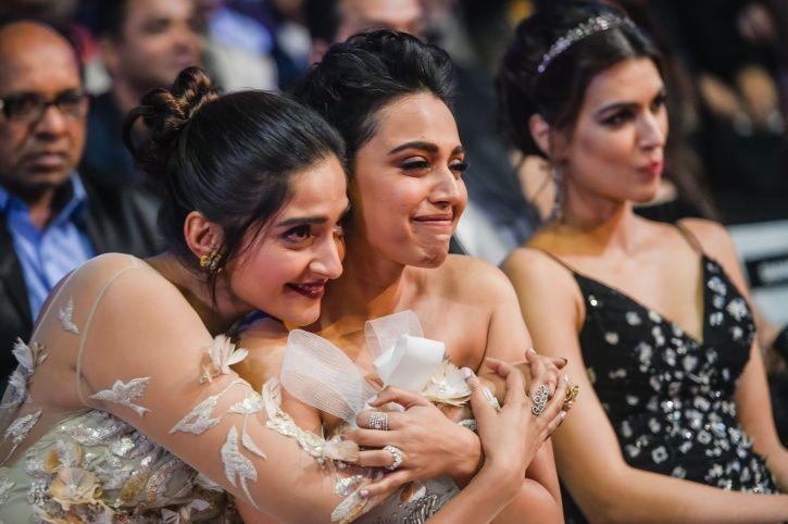 Swara and Sonam