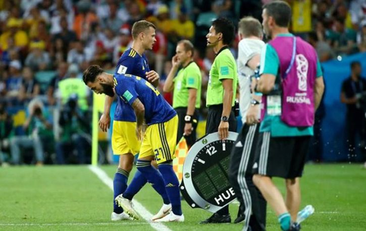 Swedish Football Team Has A Lovely Message For Fans Who Hate Immigrants