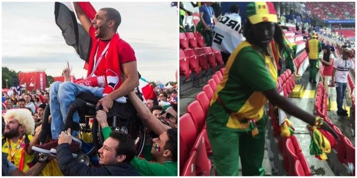 The best fan moments in FIFA World Cup 2018