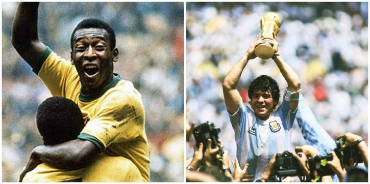The FIFA World Cup has seen some great players