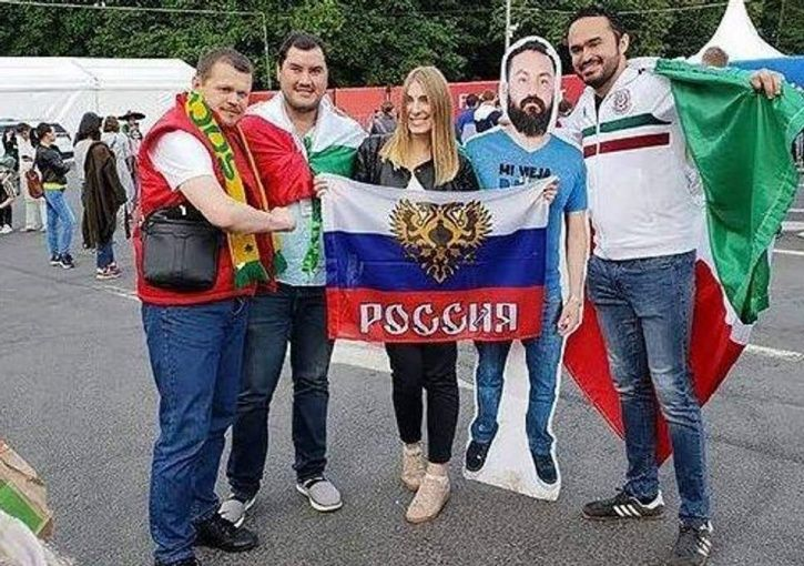 The interesting fans of FIFA World Cup 2018