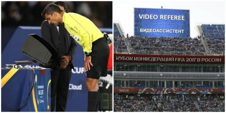 The VAR is here to stay in the FIFA World Cup
