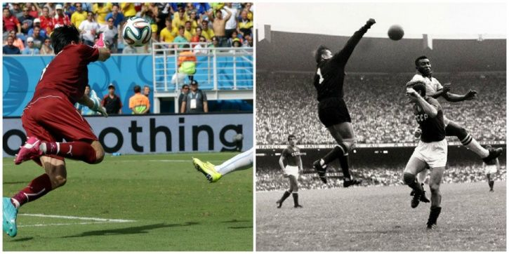 The World Cup has been around since 1930