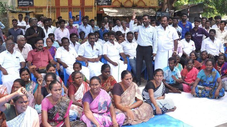 Three Dalits Hacked To Death In Tamil Nadu By Upper Caste Men