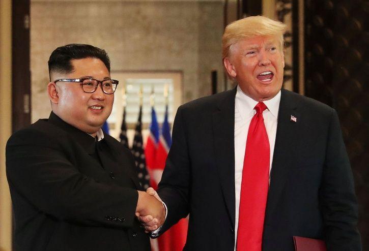 Trump kim meeting