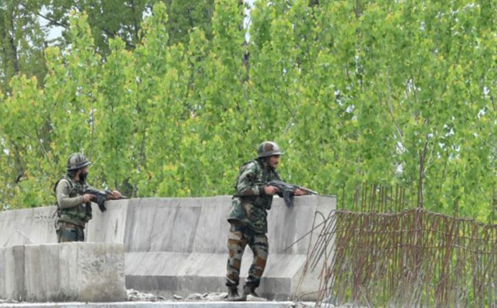 Two BSF Personnel Martyred As Pakistan Violates Ceasefire