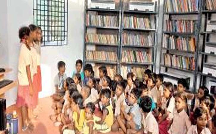 Villagers Ensured Education Roads For All