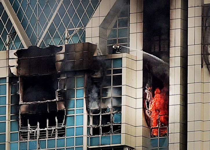 worli fire, mumbai, buildings, fire safety norms