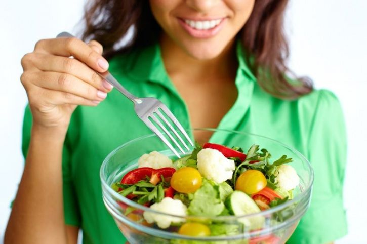 A Vegetarian Or Mediterranean Diet Are Equally Effective For Losing Weight And For Heart Health