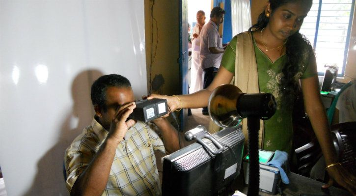 Aadhaar face scan