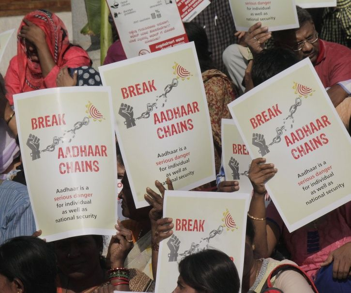Aadhaar Hit By Another Data Leak Allegation