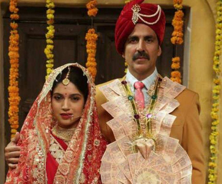Akshay and Bhumi