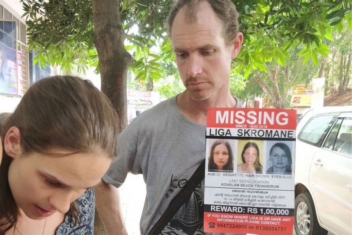 An Irish Man Is Searching For His Wife In Kerala For More Than A Week