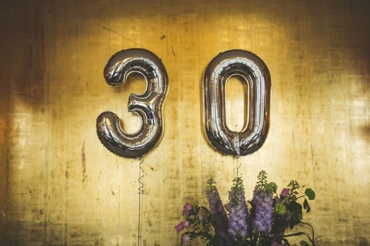 An Open Letter To Anyone Who Just Turned 30