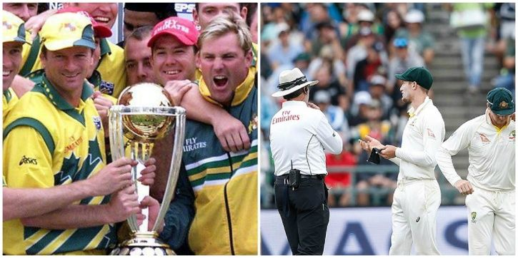 Australia have won the World Cup 5 times