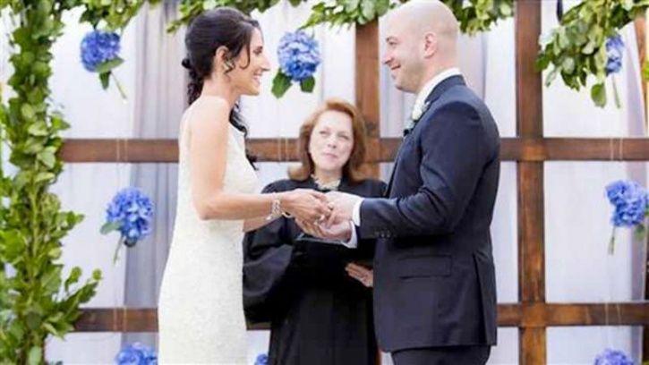 Boston bombing survivor marries his nurse