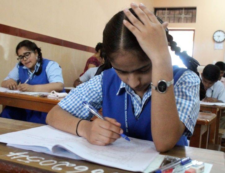 CBSE Allows Student