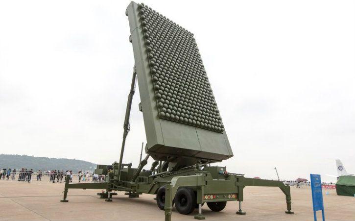 china radar to kill mosquitoes