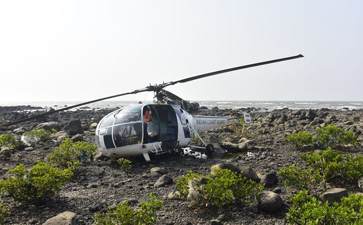 Coast Guard Co-pilot Died 17 Days After She Met In Helicopter Crash