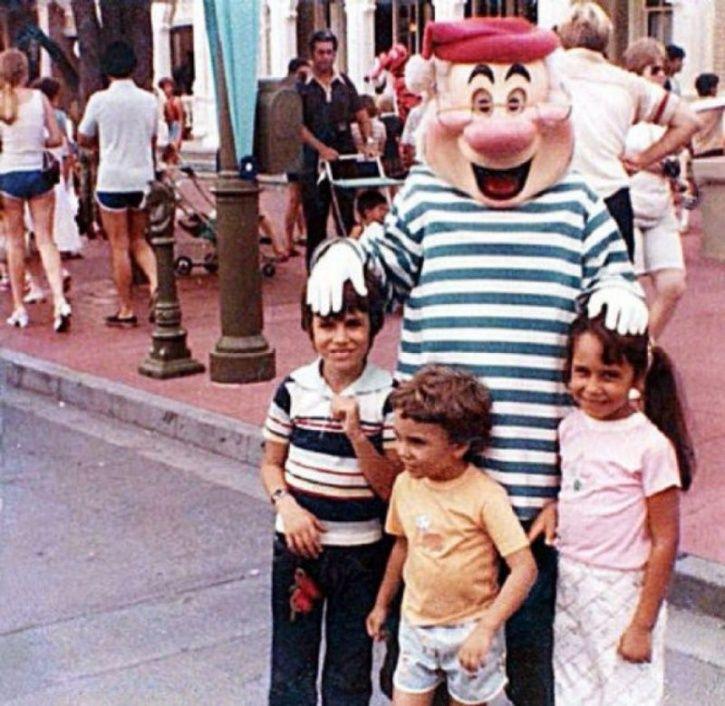 couple met at Disney World 15 years before they met