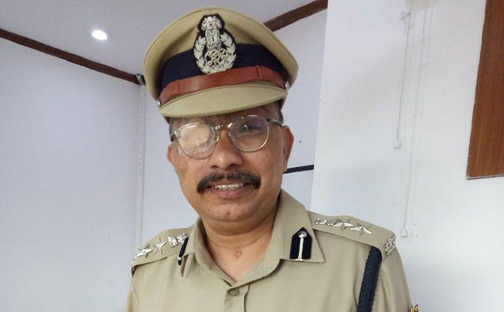 CRPF Commandant Chetan Cheetah Joins Duty