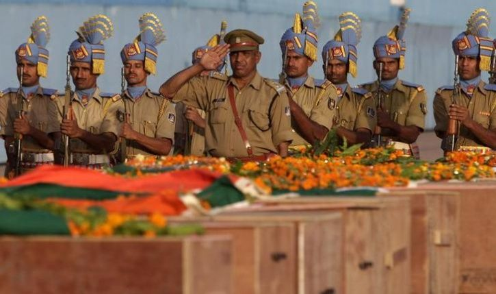 crpf martyred