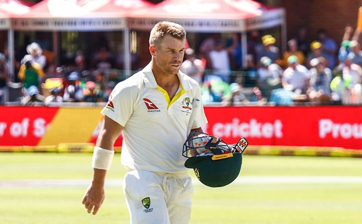 David Warner Apologises For His Role In Ball Tampering Scandal