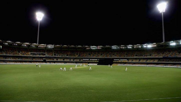 day night test india