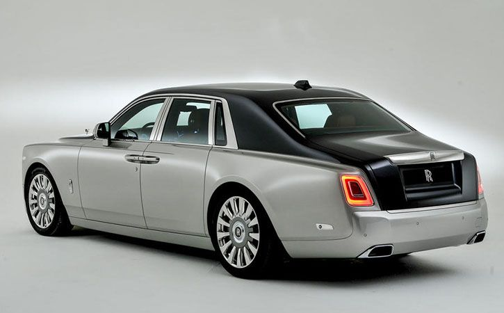 Eighth-Generation Rolls Royce Phantom Launched In North India