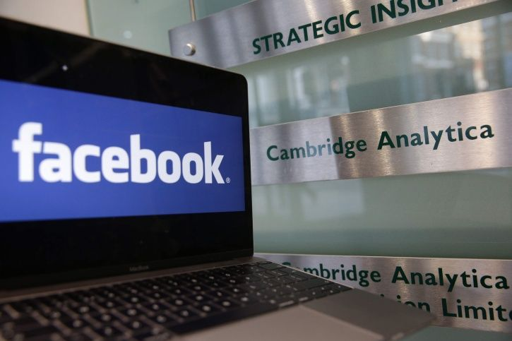 Facebook Data Leak Hits Home As Links Between Cambridge Analytica